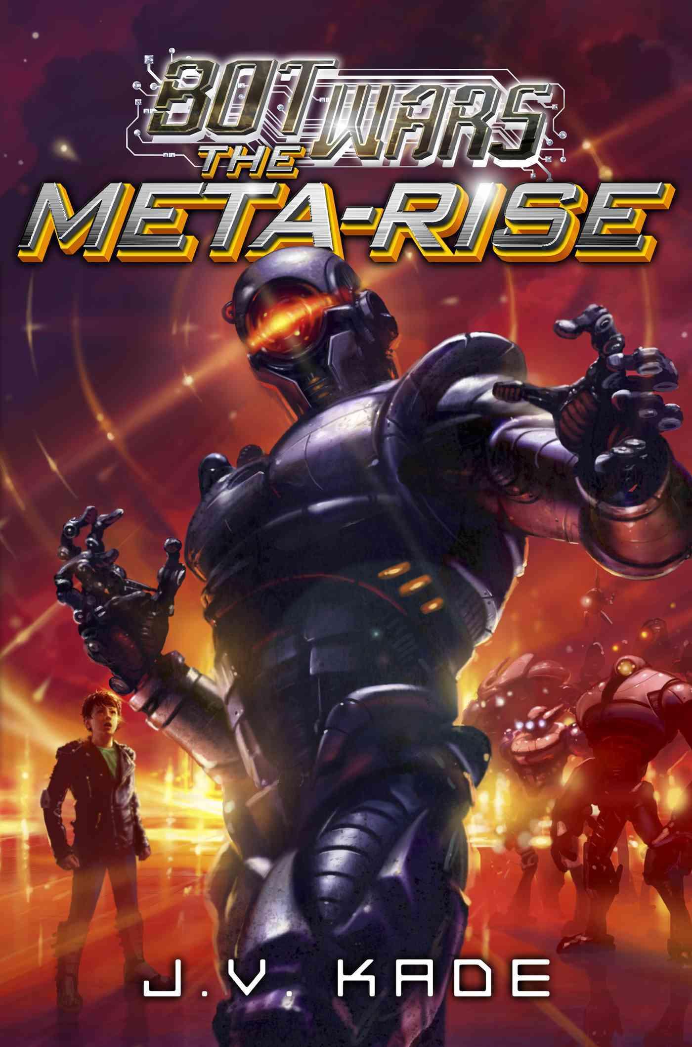 The Meta-Rise By Kade, J. V.